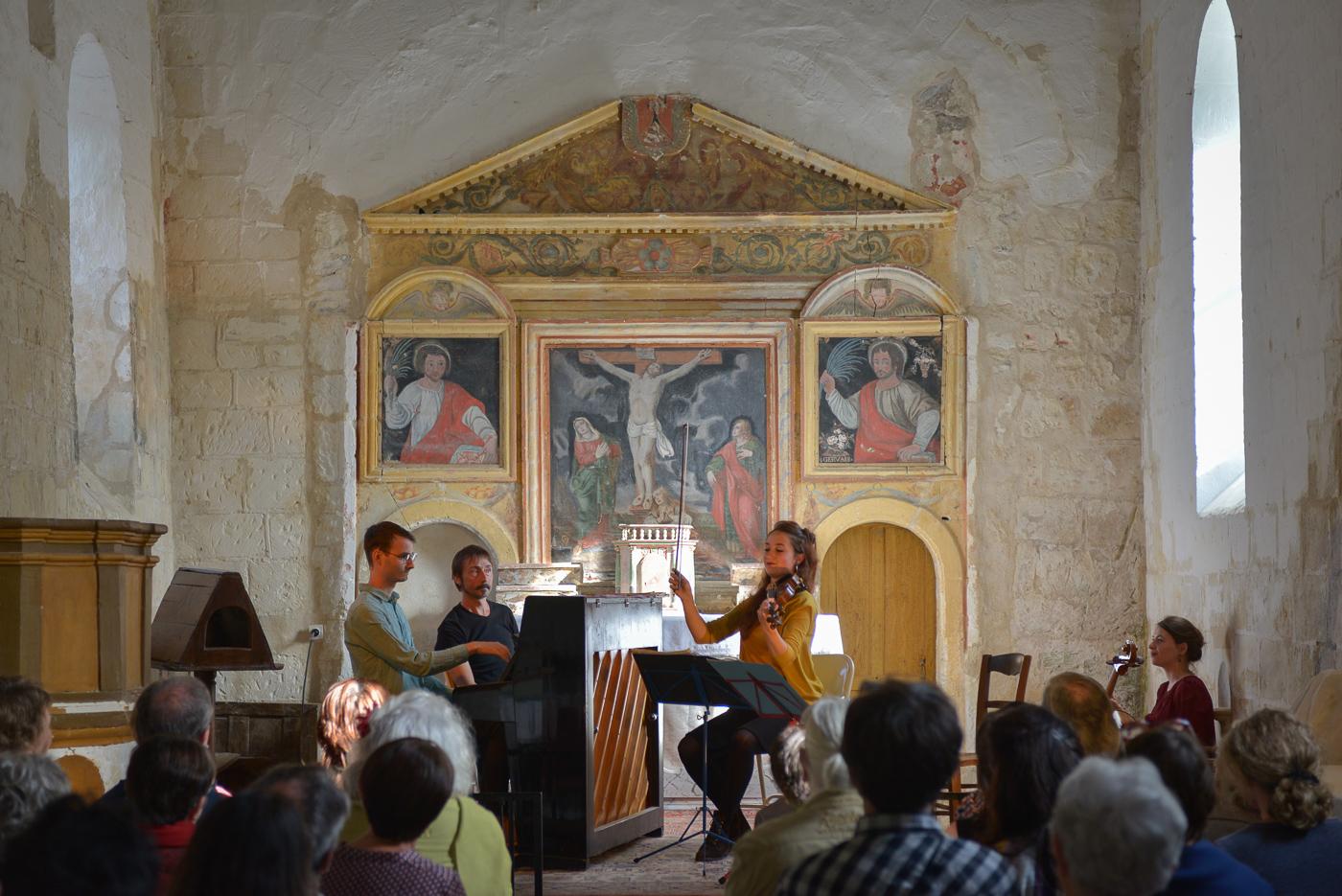 Musique de chambre zic bess for Bach musique de chambre